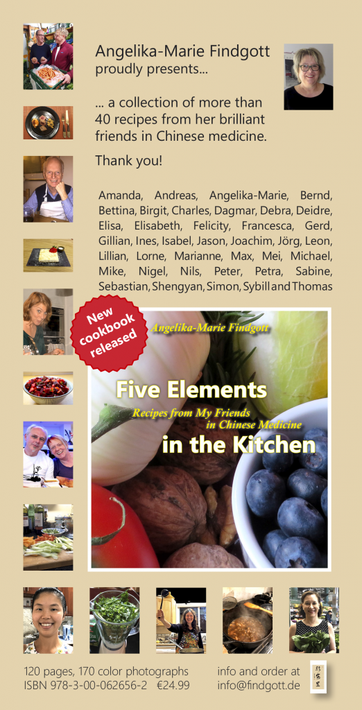 Five Elements in the Kitchen